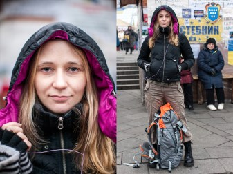 50) Juliana, 27, a photographer, Kiev, no children