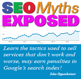 SEO Myths Exposed Learn the SCAMS, Tricks and out dated