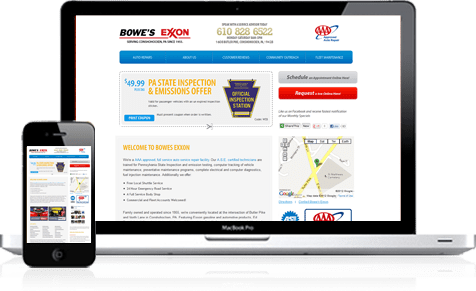 automotive-repair-website