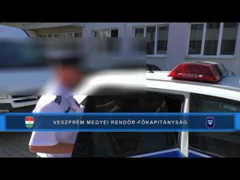 Ausztriában loptak, Devecserben fogták el őket