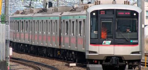 【東急】5105F性能確認試運転
