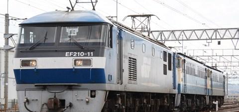 【JR貨】EF65-1062・1137廃車回送