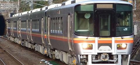 【JR西】キハ122/127形5両自力回送