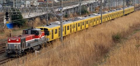 【西武】2000系2093F甲種輸送