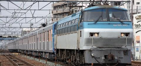 【東武】50050系51061F甲種輸送