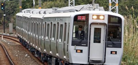【南海】8000系8004F千代田へ回送