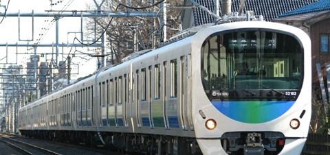 【西武】30000系2両固定営業運転開始