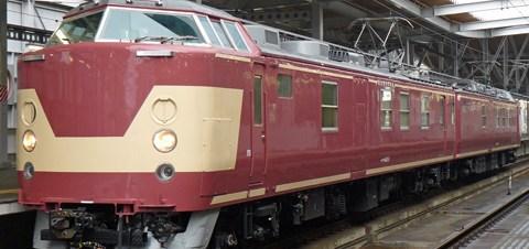 【JR九】クモヤ443、九州に入線