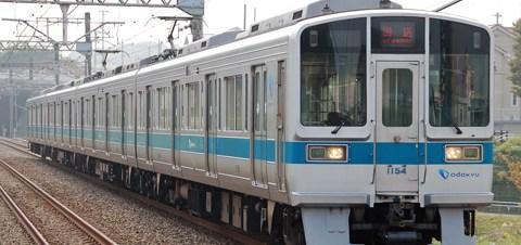 【小田急】1054F多摩線試運転