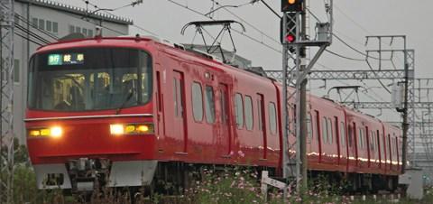 【名鉄】1384Fによる急行運用代走