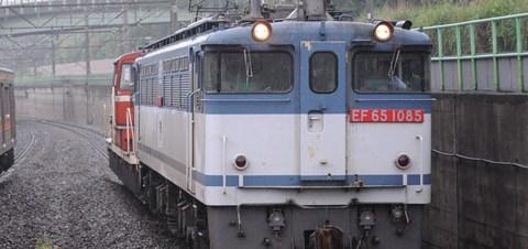 【JR貨】DE11-2003大宮車両所入場