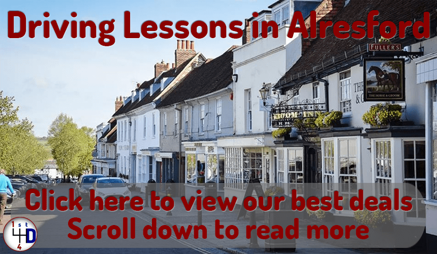 driving lessons in alresford