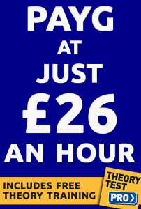 Driving school prices 27 hour