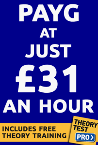 Driving school prices 31 hour