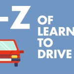learning to drive infographic