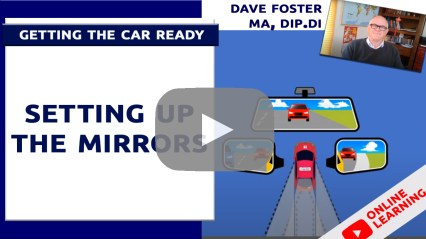 driving lessons mirrors