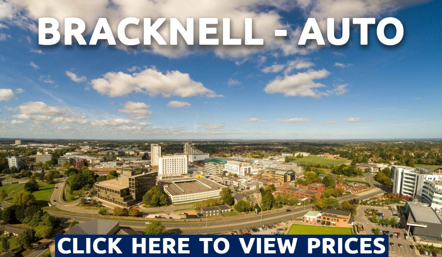 automatic driving lessons in bracknell