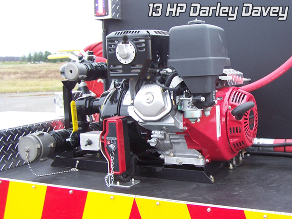 Darley Davey Pump 13 HP