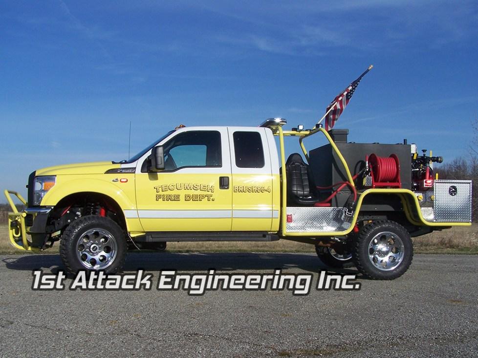 driver side view- Tecumseh