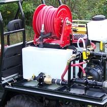 feature image- FCV Franklin Fire Rescue Ranger