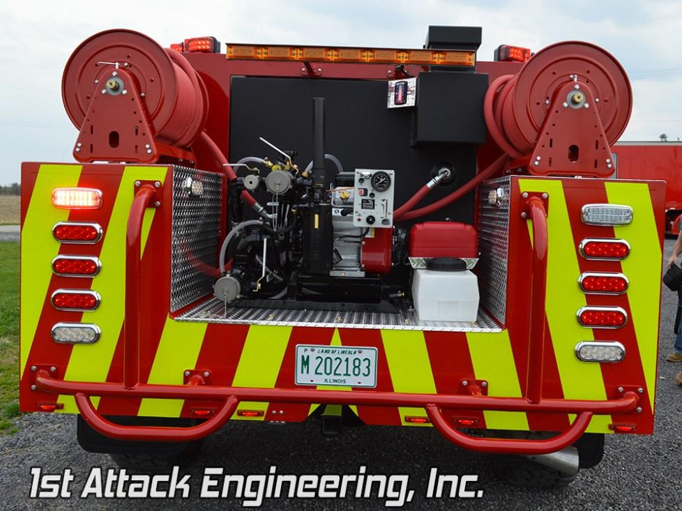 Pump- Humbolt Fire Department