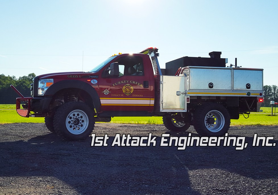 Turkey Creek Fire Department- driver side
