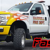 Feature image for Harrell Fire Department