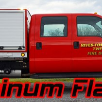 Main image of Rives Tompkins fire truck