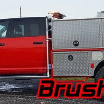 Main image of the Penns Creek Fire Department Brush Rescue Fire Truck