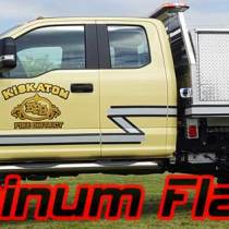 flatbed brush fire truck main photo of Kiskatom