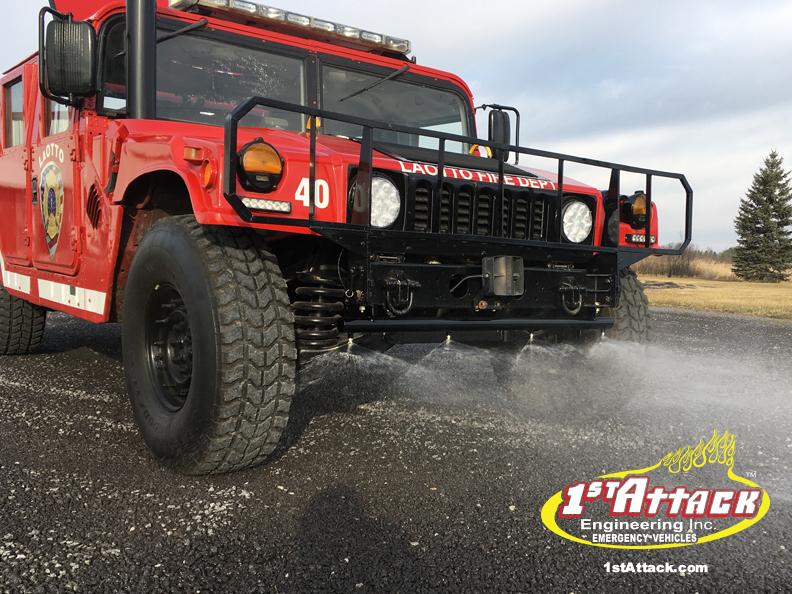 Laotto Hummer Spray Nozzles