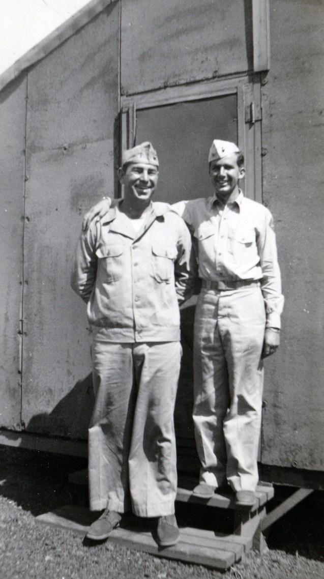 """""""Me, Lewis 15 July 1945"""""""