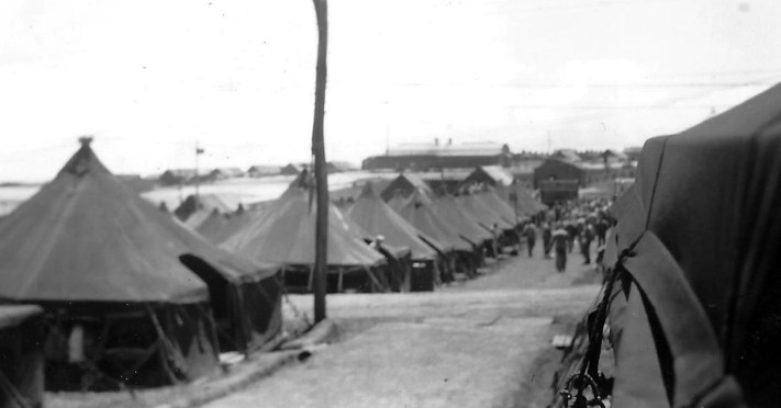 Tents at Camp Maui.