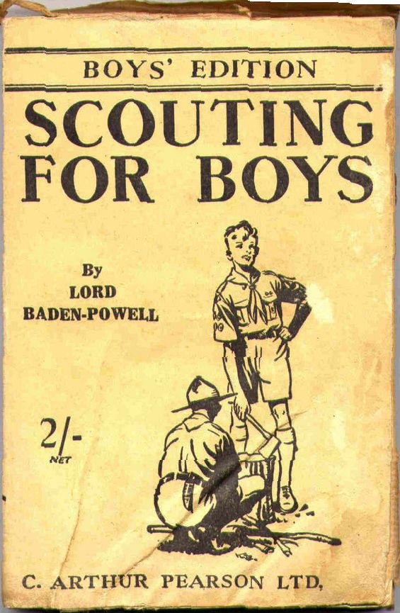 AIDS TO SCOUTING FOR N.C.O.'s & MEN