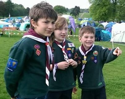 Cub Uniform Amp Badges 1st Buglawton Scout Group
