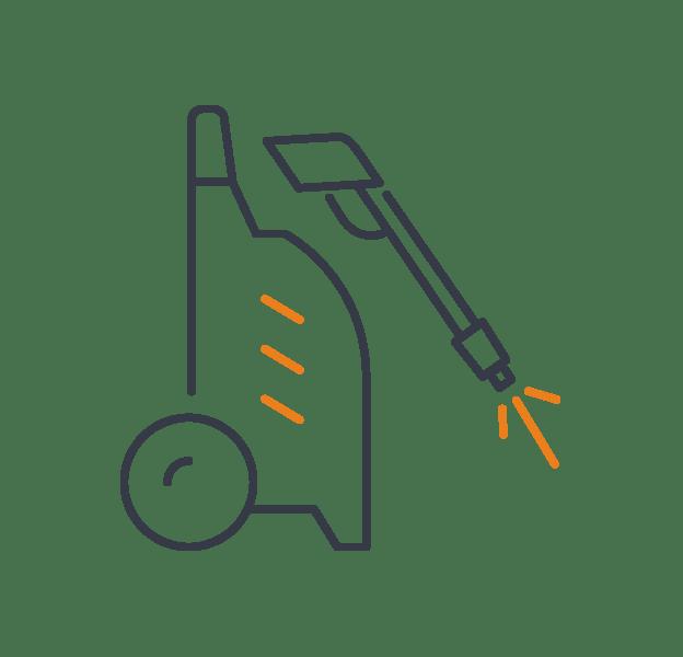 1st call heating & drainage - Drain jetting icon
