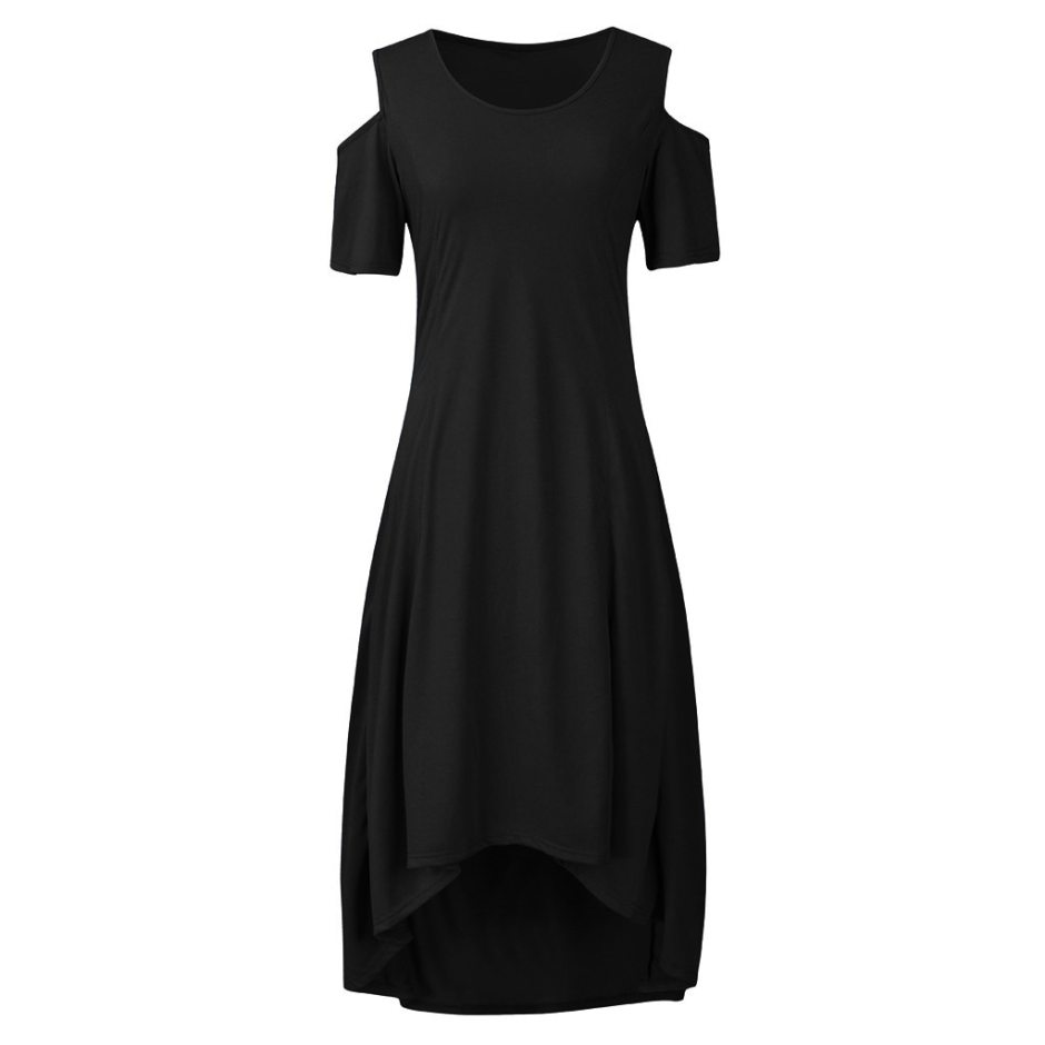 Casual Plus Party Floor Women Loose Elegant Maxi