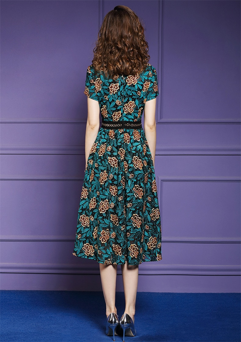 High Quality Female Office Party Dress