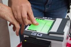 Livescan Fingerprint Scanner