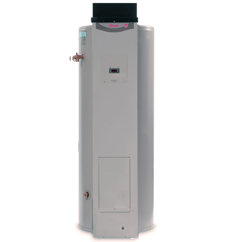 hight resolution of rheem 631265 hd gas hot water systems