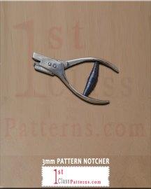 3mm PATTERN NOTCHER
