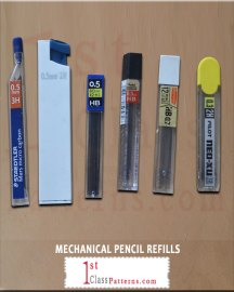 3h 0.3mm lead pencil refills