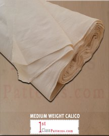 MEDIUM WEIGHT CALICO