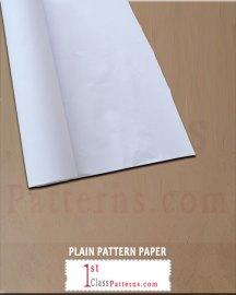 plain pattern paper