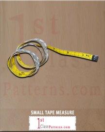 narrow tape measure