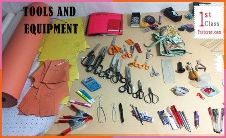 pattern cutting equipment