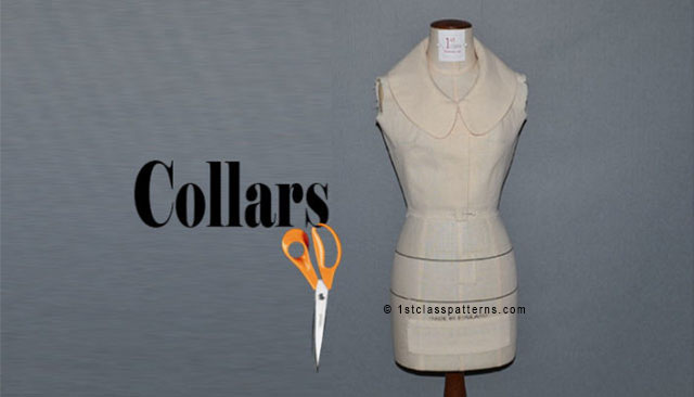 pattern cutting beginners collars