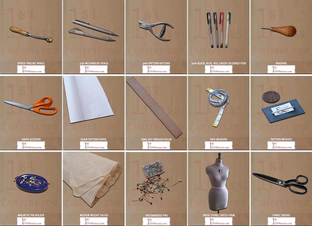 fashion design tools