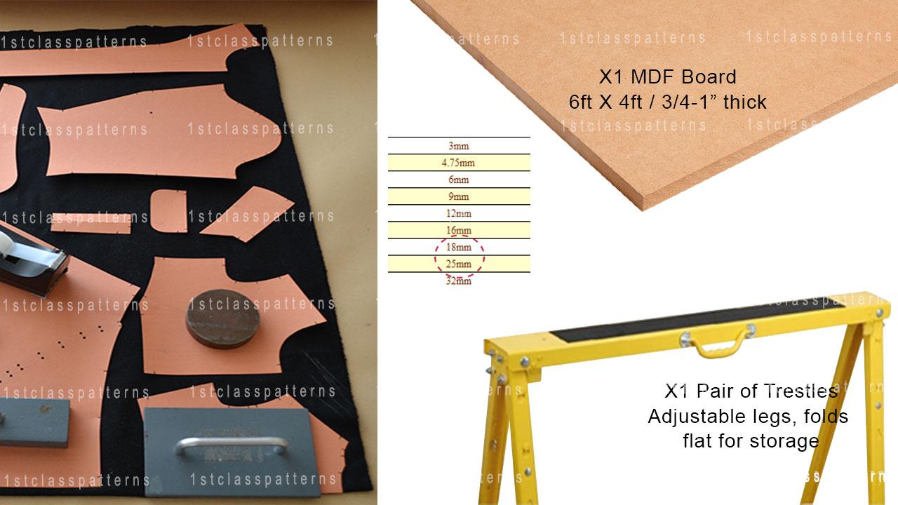 pattern cutting workspace
