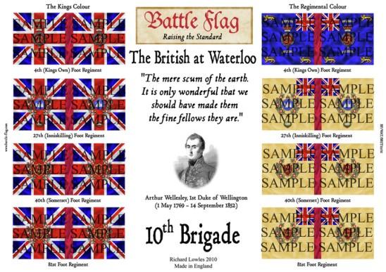 BaW1: The 10th Brigade